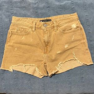 EUC Levi's High Rise Shorts